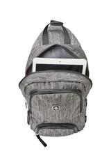 Однолямочный рюкзак Wenger 605029 темно-cерый - 2