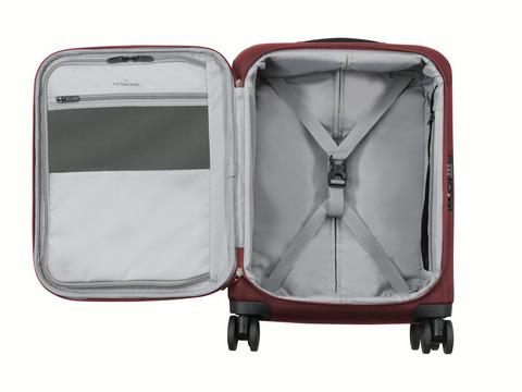Чемодан Victorinox Connex, красный, 40x20x55 см, 28 л