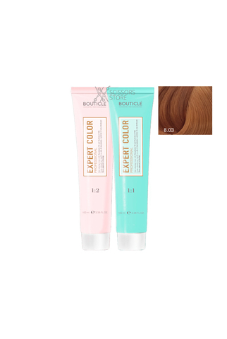 Expert Color Hair Color Cream 8/03 светло-русый натурально-золотистый 100 мл