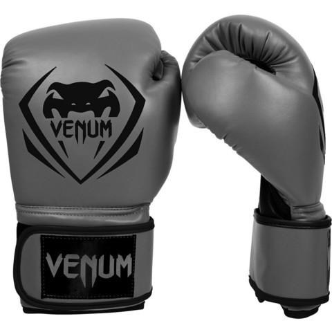 Перчатки для бокса Venum Contender Boxing Gloves - Grey