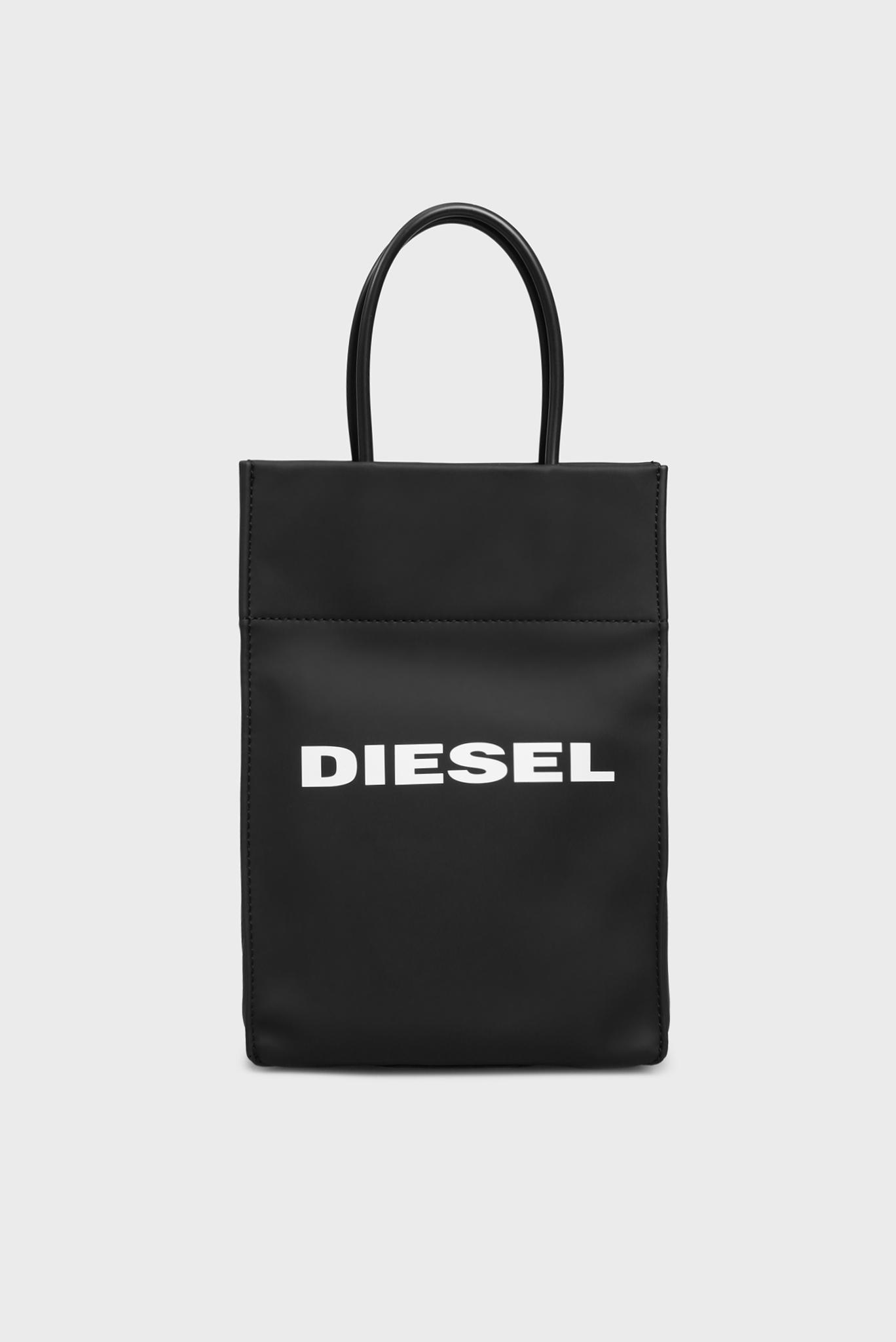 Женский черный шоппер SAKETTINO Diesel