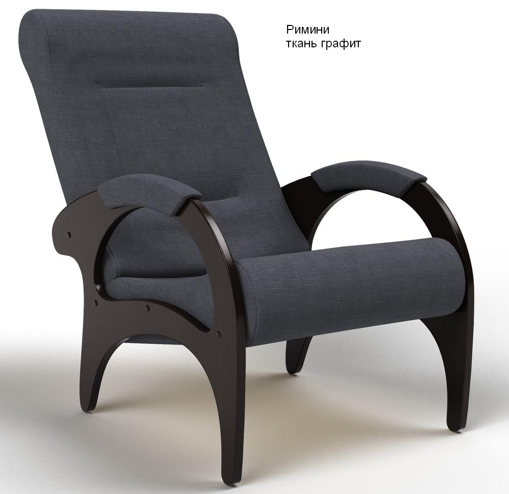 Кресла для отдыха Кресло Римини Ткань римини_графит.jpg