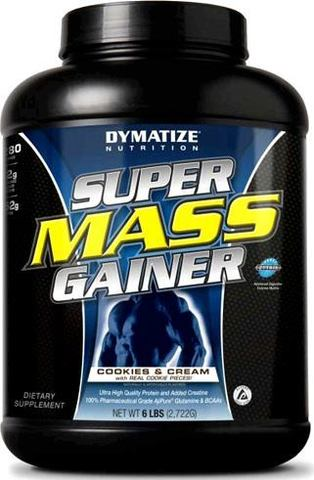 Гейнер Dymatize Super Mass Gainer