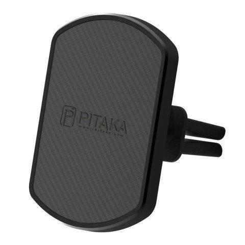 Автомобильный держатель Pitaka New MagMount Car Vent CM002 (Black)