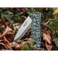 Нож Boker 01bo380 Spain Bushcraft Folder Granito