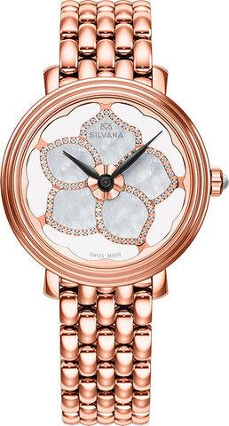 Часы женские Silvana SF36QRR95R Flowers