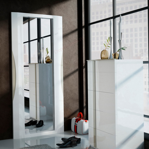 Зеркало Fenicia Mobiliario 5103 Granada Белое