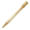Parker Duofold - Historical Colors Ivory GT International, шариковая ручка, M, BL
