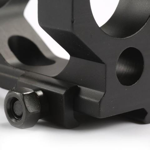 Кронштейн моноблок на вивер для крепления оптики 30 мм