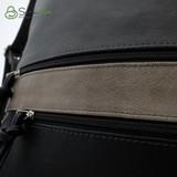 Сумка Саломея 387 мульти графит + черный (рюкзак)