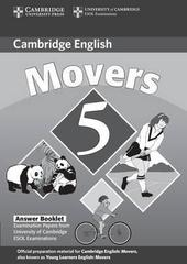 C Young LET 5 Movers Ans Booklet