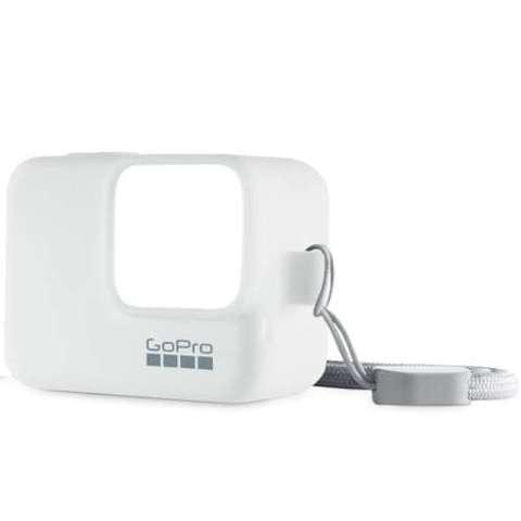 Силиконовый чехол с ремешком для GoPro HERO5/6/7 Sleeve + Lanyard
