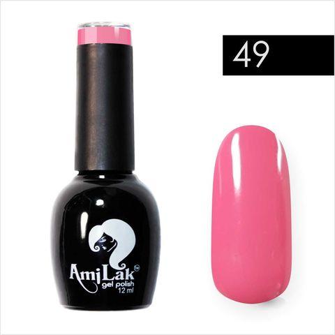 AmiLak Color Gel Polish №049