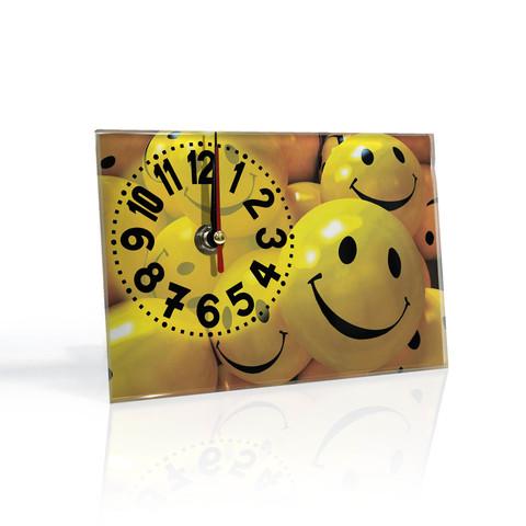 Настольные часы Смайлики