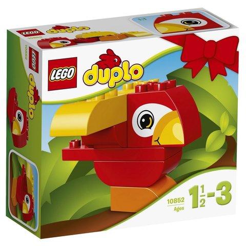 LEGO Duplo: Моя первая птичка 10852 — My First Parrot — Лего Дупло