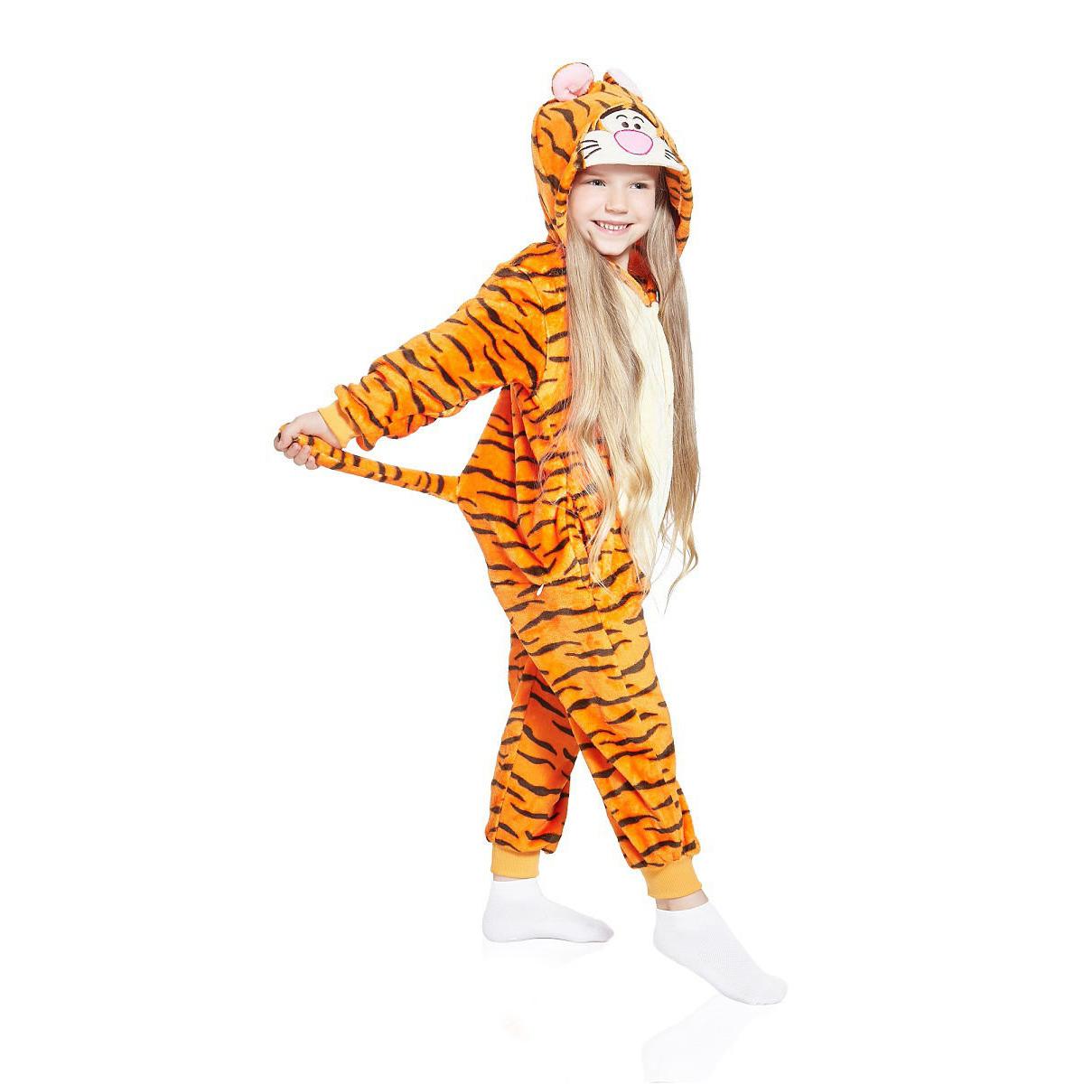 Плюшевые пижамы Тигра детский s1200-4.jpg