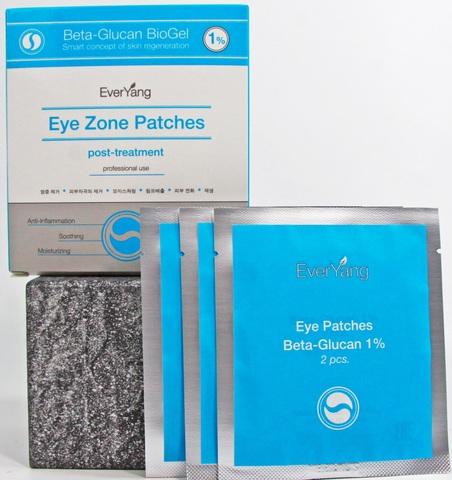 Ever Yang Успокаивающие патчи для век | Eye Zone Patches Post Treatment 3 пары