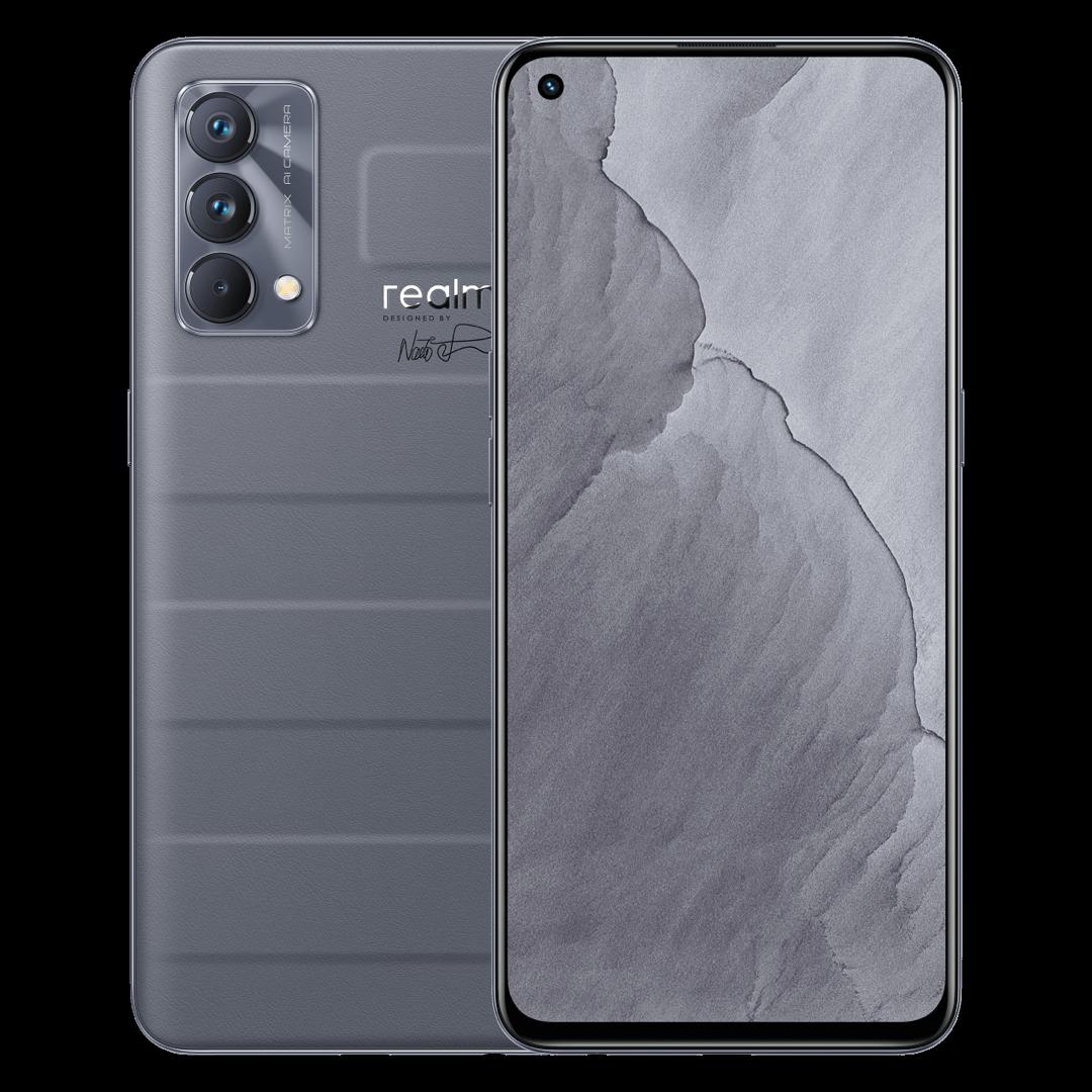 Realme GT Master Edition Realme GT Master Edition 8/256GB Voyager Grey (серый) grey1.png