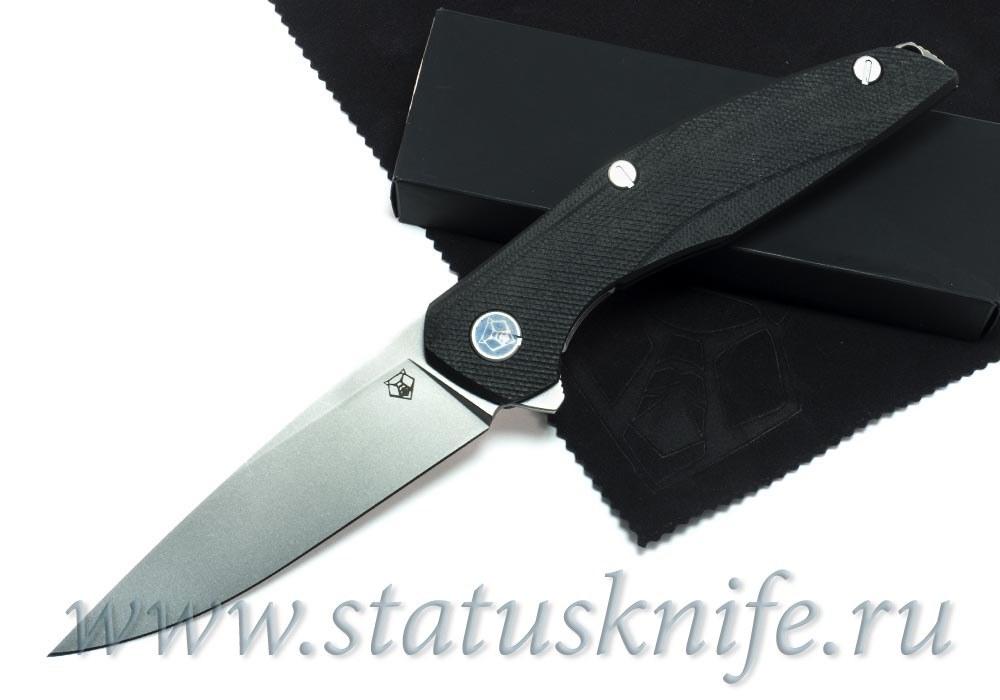 Нож Широгоров 111 S30V G10 черная MRBS