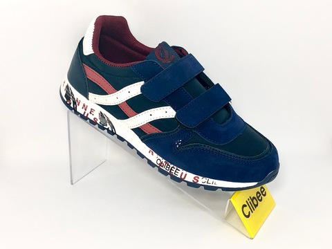 Clibee K327 Blue/Red 31-36