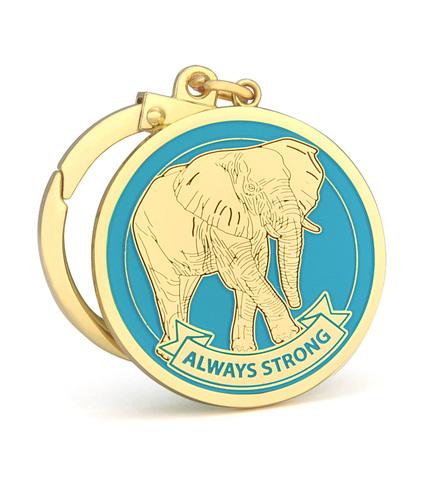 Могучий слон «Всегда Сильный»
