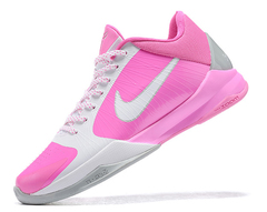 Nike Zoom Kobe 5 TB 'Yow Think Pink'