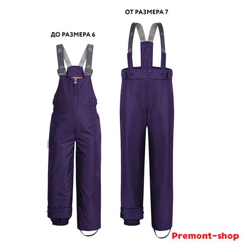 Демисезонный комплект Premont для девочек Парк Грос Морне SP71236