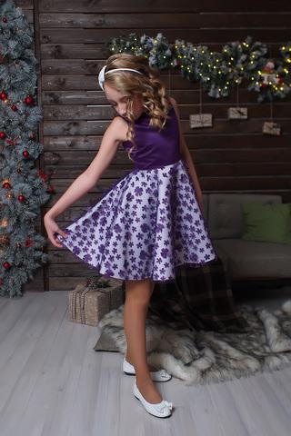 Платье детское (артикул 2Н119-2)