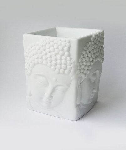 Аромалампа керамическая Buddha, 12 см
