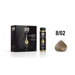 Constant Delight, Масло для окрашивания волос Olio Colorante 8.02, 50 мл