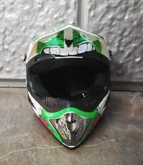 Шлем для квадроцикла, размер 53-54