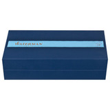 Роллер Waterman Exception Slim Blue ST Fblack (S0637150)