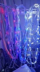 Лента светодиодная 8м синий