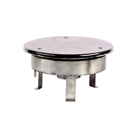 Водозабор с антивихр. крышкой д. 250 (плитка) G2,5