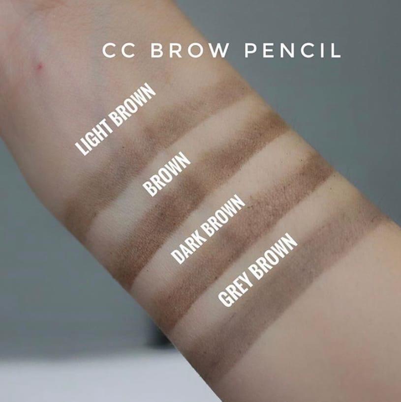 Карандаш для бровей CC Brow Definer Brown Коричневый