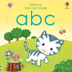 ABC (fold-out board book)