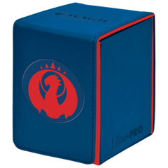 Ultra Pro - Кожаная коробочка Izzet (100 карт)