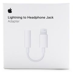 Адаптер Lightning to 3.5 mm Headphone Jack Adapter