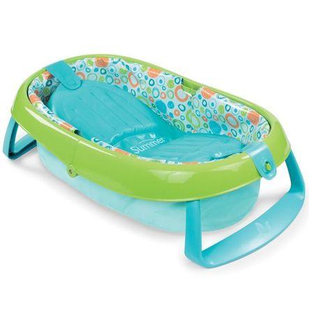 Summer Infant Easy Store Складная Ванночка
