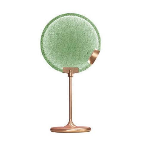 Настольный светильник Horo by Masiero (зеленый)