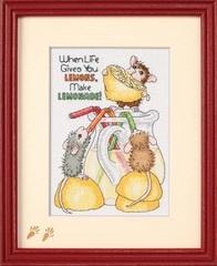 DIMENSIONS Делаем лимонад! (Make Lemonade!)