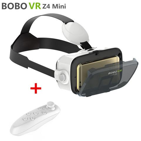 очки BoboVR Z4 mini + джойстик/пульт управления  ICADE