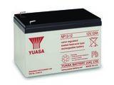 Аккумулятор YUASA NP 12-12 ( 12V 12Ah / 12В 12Ач ) - фотография