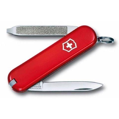 Нож перочинный Victorinox Escort (0.6123) 58мм 6функций красный