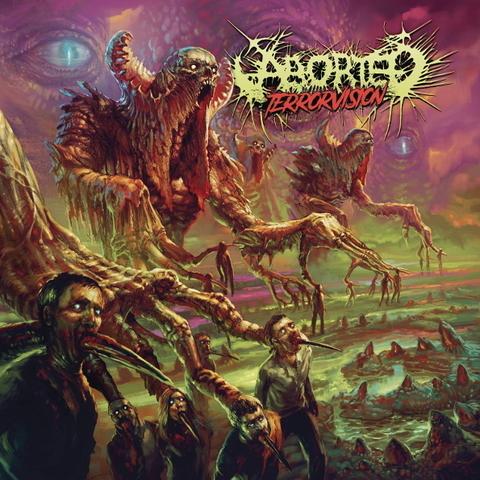Aborted / Terrorvision (CD)