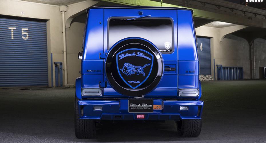 Обвес WALD Black Bison для Mercedes G63 W463 Копия