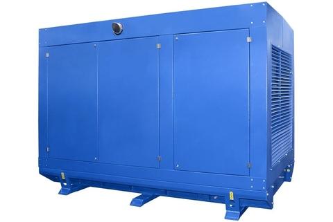 Дизельный генератор ЯМЗ АД-120-Т400 в кожухе