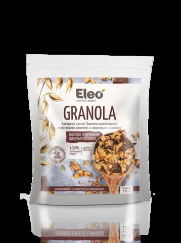 Гранола шоколадная Eleo, 150г (Специалист)