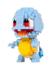 Конструктор Wisehawk & LNO Покемон Сквиртл 356 деталей NO. 180 Squirtle Pokemon Gift Series