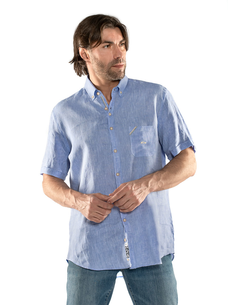 Dario Beltran рубашка Jaraba 2VG 1307
